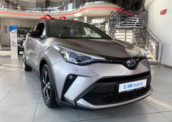 Toyota C-HR Launch Edition